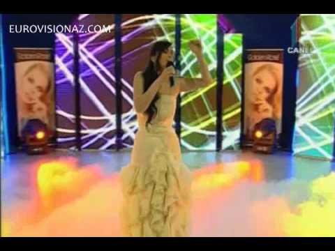 İlhamə Qasımova - You Are The Reason video klibi